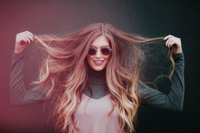 Maska regenerująca, czyli odbudowa włosa.