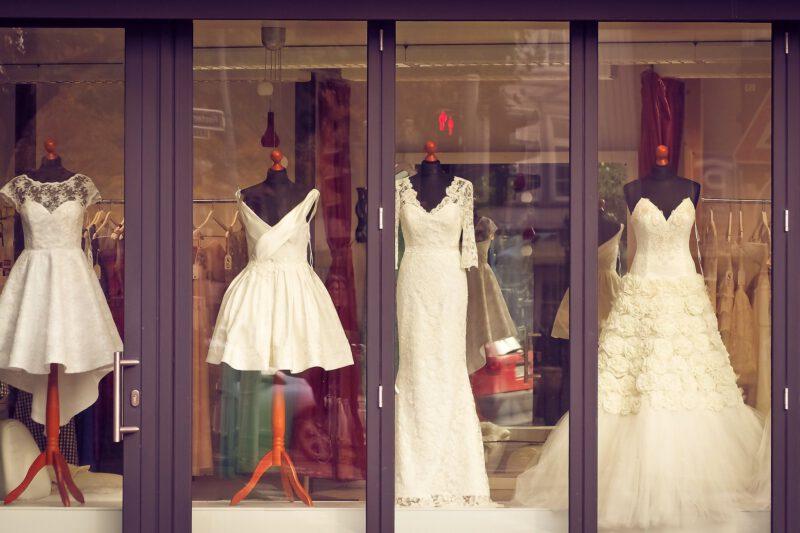 Wybór sukni ślubnej. Kulminacyjny punkt przygotowań do ślubu